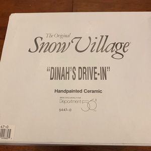 Dinah's Drive In